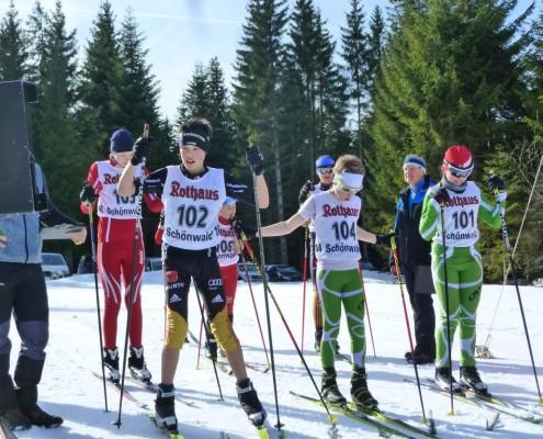 von links: Rafael Fischer, Claudio Haas, Anna Jäkle, Dahiner Jan Rombach, Tim Hettich, Jonas Jäkle